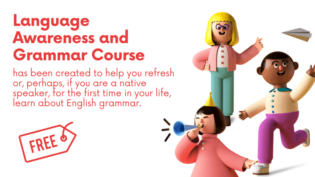 free grammar course image