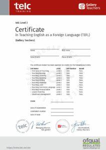 GT Level 3 TEFL Certificate Demo