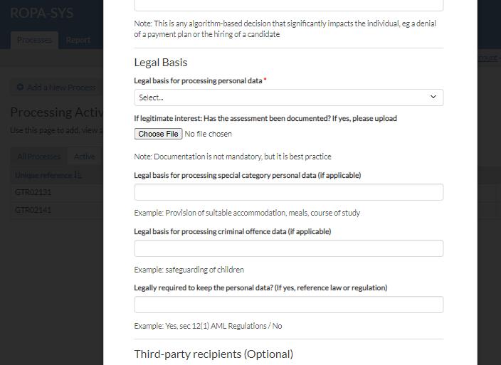 Ropa Sys Screenshot